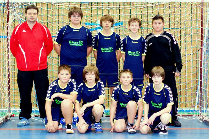 D1-Jugend 2011-2012