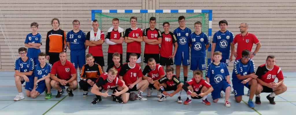 Jugendteams aus Wolsztyn und Wiebelskirchen